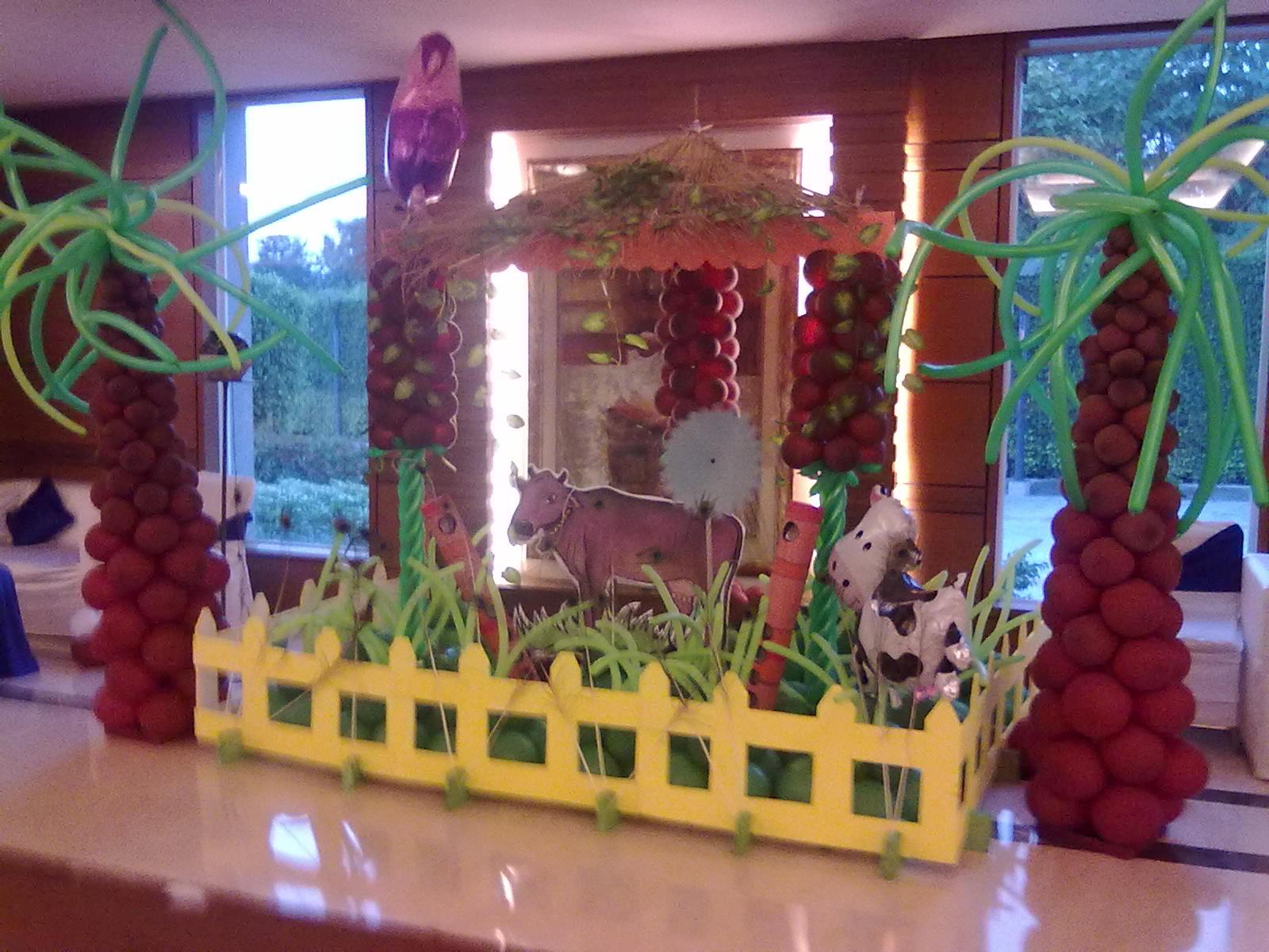 krishna theme decoration in jaipur