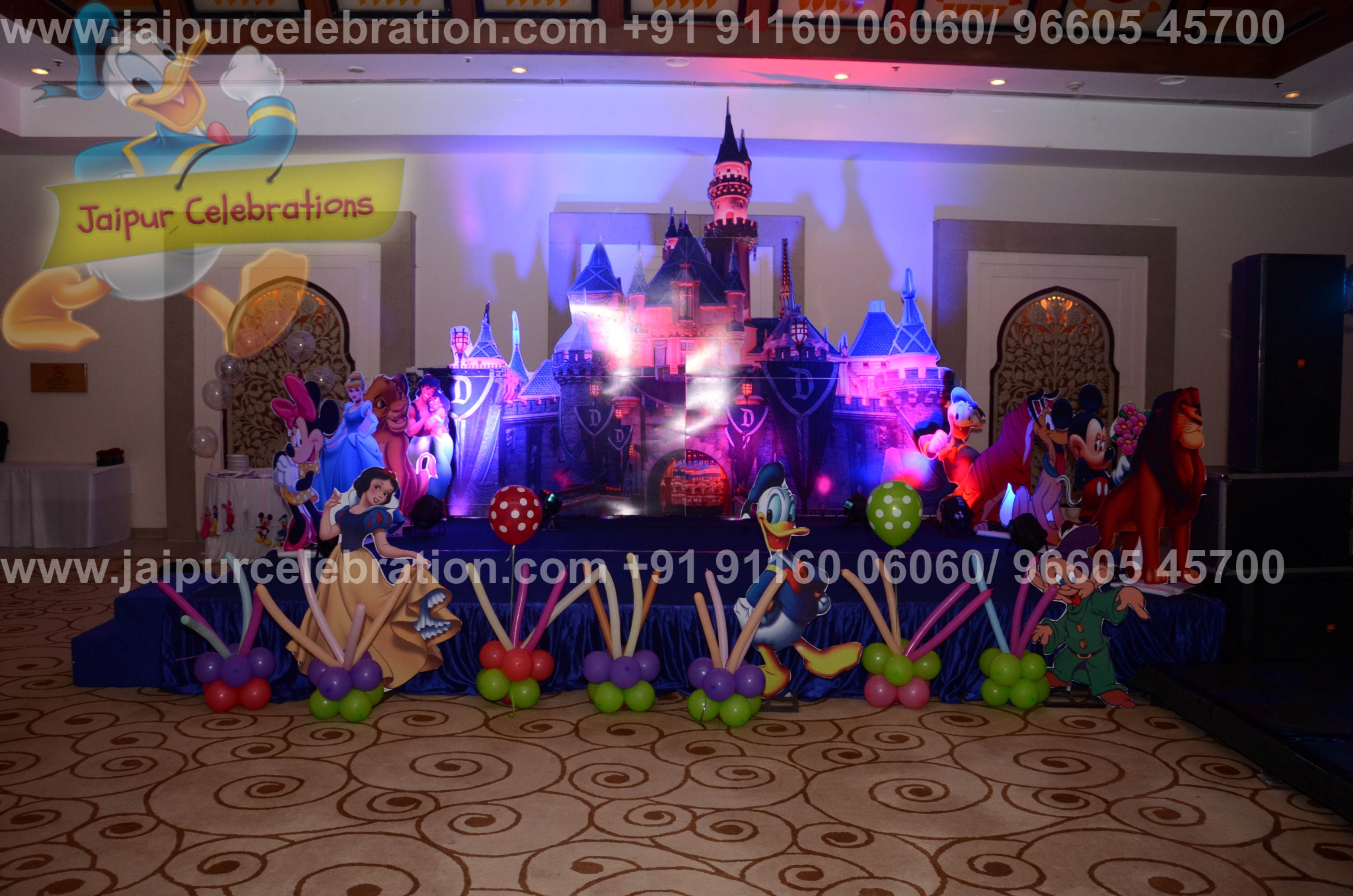 theme party organiger in jaipur